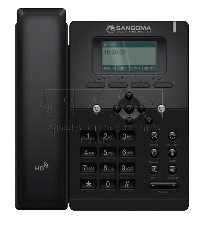 s300 IP Phone - Sangoma s300 IP Phone