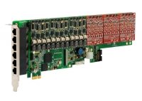 A2410 Analog Card - OpenVox 24 Ports Aanalog PCI Express Card