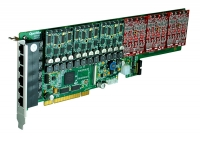 A2410 Analog Card - OpenVox 24 Ports Aanalog PCI Card