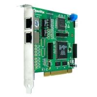 D210 Digital Card - OpenVox D210 2-E1 Digital PCI Card