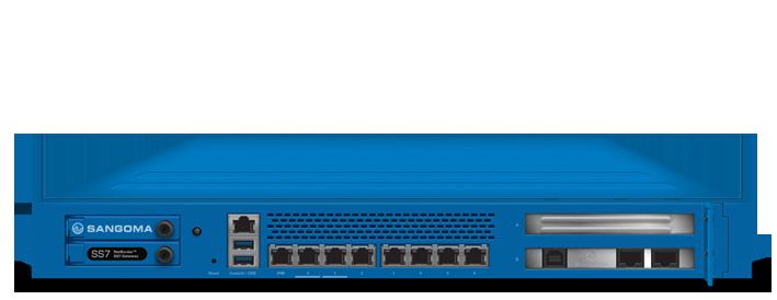 SS7 VoIP Digital Gateway  - Sangoma SS7 32E1 Gateway